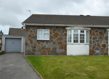 Thumbnail 2 bedroom property for sale in Ty Gwyn Drive, Brackla, Bridgend.