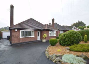 Thumbnail 3 bed detached bungalow for sale in Cross Lane, Codnor, Ripley