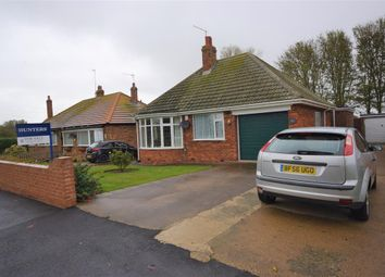 Thumbnail 2 bed bungalow for sale in Belvedere Road, Bridlington