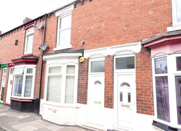 Thumbnail 3 bed terraced house to rent in Beaumont Road, Middlesbrough