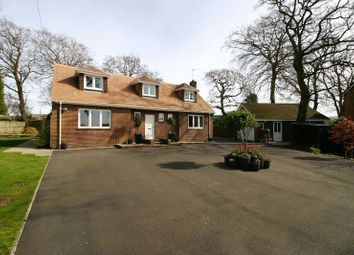 Thumbnail 4 bedroom detached house for sale in Heath Road North, Locks Heath, Southampton