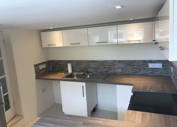 Thumbnail 1 bed flat to rent in Holborn Street, Plymouth