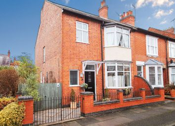 Thumbnail 3 bed semi-detached house for sale in Sidney Road, South Knighton, Leicester
