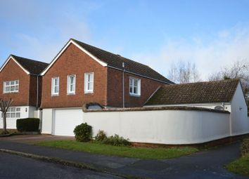 Thumbnail 4 bed detached house for sale in Slave Hill, Haddenham, Aylesbury