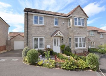 Thumbnail 4 bed detached house for sale in Brimscombe Meadow, Chilcompton, Radstock