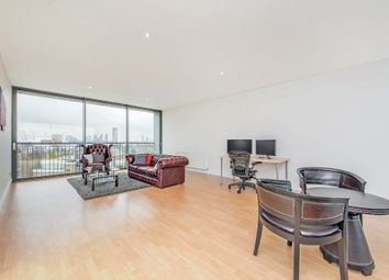 Thumbnail 3 bed flat to rent in Selsdon Way, Docklands