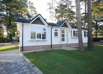 Thumbnail 2 bedroom detached house for sale in Drakes Road, Lone Pine Park, Ferndown