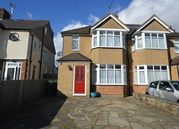 Thumbnail 3 bed semi-detached house for sale in Winton Drive, Croxley Green, Rickmansworth Hertfordshire