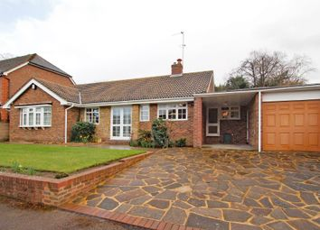Thumbnail 4 bed bungalow for sale in St. James Avenue, Ewell