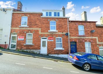Thumbnail 3 bed terraced house for sale in Tudor Road, Newton Abbot