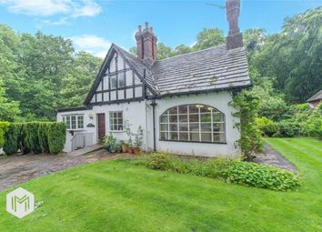 Thumbnail 4 bedroom detached house for sale in Kempnough Hall Road, Worsley, Manchester