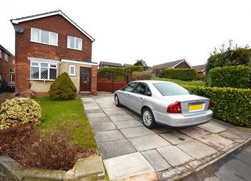 Thumbnail 3 bedroom detached house for sale in Spode Grove, Westbury Park, Newcastle-Under-Lyme