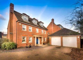 Thumbnail 6 bed detached house for sale in Harvest Fields, Brewers End, Takeley, Bishop's Stortford