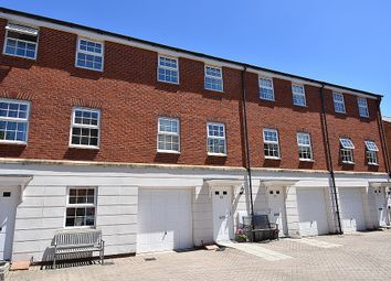 Thumbnail 3 bed town house for sale in The Buntings, Exminster, Near Exeter
