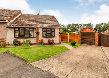 Thumbnail 2 bed semi-detached bungalow for sale in Lime Close, Marton-In-Cleveland, Middlesbrough