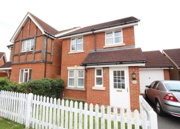 Thumbnail 3 bed property to rent in Bryony Drive, Kingsnorth, Ashford