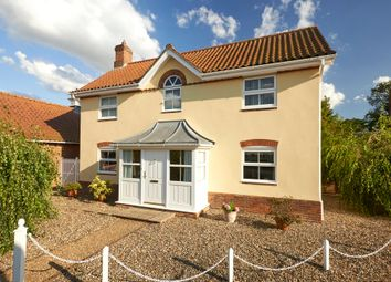 Thumbnail 4 bed detached house for sale in Southgate, Shotford Road, Harleston
