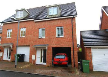 Thumbnail 3 bed semi-detached house for sale in Magnolia Way, Queens Hills, Costessey, Norwich, Norfolk