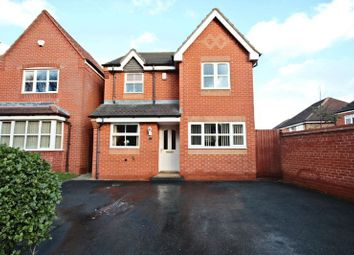 Thumbnail 3 bedroom detached house for sale in Woodrow Way, Chesterton, Newcastle-Under-Lyme