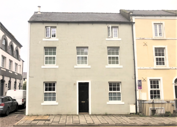 4 bed end terrace house for sale in Scotch Street, Whitehaven CA28