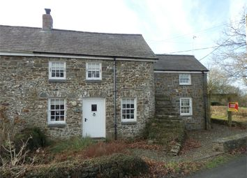 Thumbnail 3 bed cottage for sale in Ty Gwyn, Oakford, Nr. Aberaeron, Ceredigion