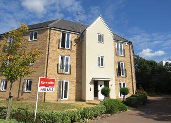 Thumbnail 2 bedroom flat for sale in Fonda Meadows, Oxley Park, Milton Keynes