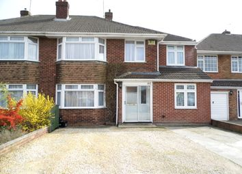 Thumbnail 4 bed semi-detached house to rent in Grange Drive, Swindon