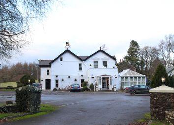Thumbnail Pub/bar for sale in Powys - Prominent Roadside Hotel LD3, Sennybridge, Powys