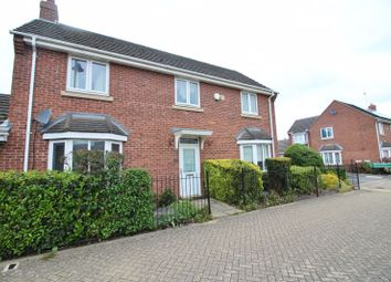 Thumbnail 4 bed detached house to rent in Eagle Way, Hampton Vale, Peterborough