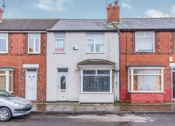 Thumbnail 3 bed terraced house for sale in St Catherines Avenue, Balby, Doncaster