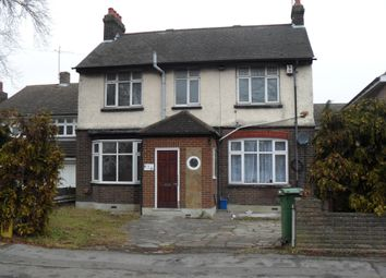 Thumbnail 4 bed detached house to rent in Dunstable Road, Luton, Bedfordshire