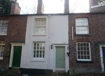 Thumbnail 2 bed terraced house to rent in Spring Gardens, Macclesfield