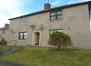 Thumbnail 2 bedroom flat to rent in Eldindean Road, Bonnyrigg