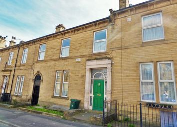 Thumbnail 6 bed terraced house for sale in Hallfield Road, Bradford