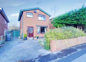 Thumbnail 3 bed detached house for sale in Lynwood Drive, Poulton-Le-Fylde, Lancashire