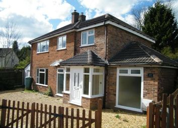 Thumbnail 4 bed detached house for sale in Baker Street, Burntwood, Staffordshire