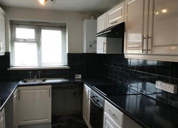 Thumbnail 3 bed flat to rent in Cobden Close, Tipton