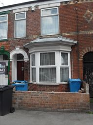 Thumbnail 4 bed terraced house to rent in Lambton Street, Hull