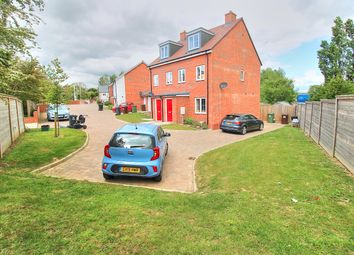 Thumbnail 3 bed town house for sale in Wood Sage Way, Stone Cross, Pevensey