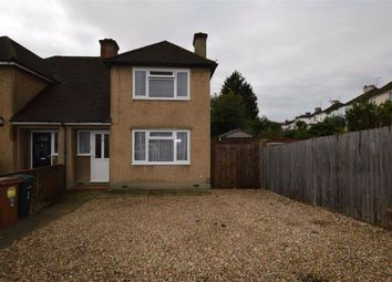 Thumbnail 3 bed semi-detached house for sale in Valley Walk, Croxley Green, Rickmansworth, Hertfordshire