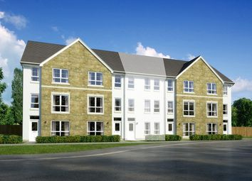 "Thumbnail 5 bed town house for sale in ""Harrowdale"" at Letham Views, 9 Holme Avenue, Haddington"