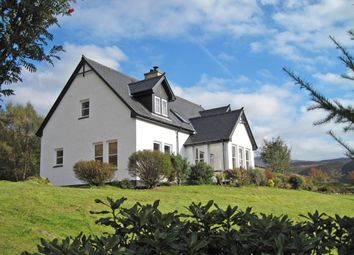 Thumbnail 5 bed detached house for sale in Monument Park, Strontian