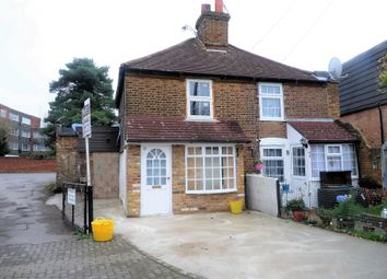 Thumbnail 2 bed semi-detached house for sale in New Heston Road, Heston, Hounslow