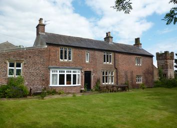 Thumbnail 5 bed detached house to rent in Rickerby, Carlisle