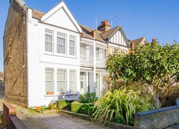 Thumbnail 4 bed semi-detached house for sale in Park Avenue South, London