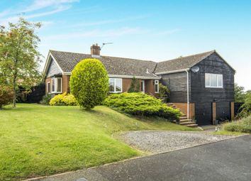 Thumbnail 5 bedroom detached house for sale in Douglas Close, Croxton, Thetford, Norfolk