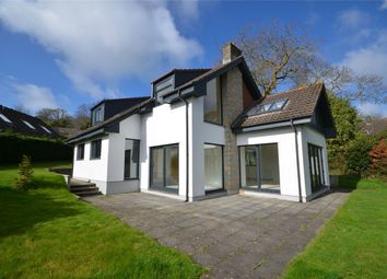 Thumbnail 4 bed detached house for sale in The Spires, Truro, Cornwall