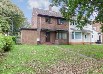 Thumbnail 3 bed semi-detached house for sale in Yoden Road, Peterlee