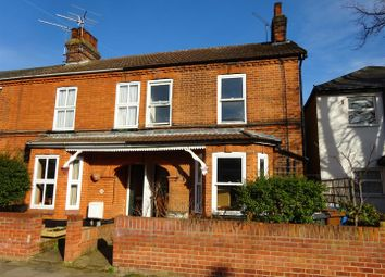 Thumbnail 3 bedroom end terrace house for sale in Cardigan Street, Ipswich