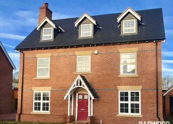 Thumbnail 5 bed detached house for sale in Rempstone Road, Wymeswold, Loughborough